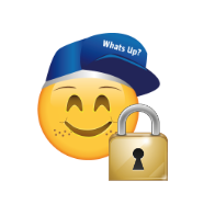 WhatsAppSIM Smiley Creator – Melde Dich an